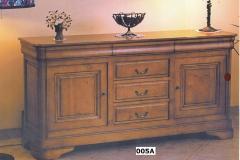 005B Komoda z szufladami