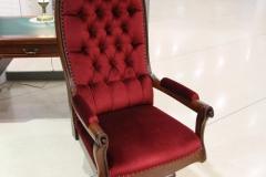 016 Fotel obrotowy (pikowany)